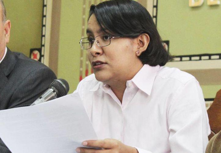 Perla Gómez Gallardo es egresada de la Facultad de Derecho de la UNAM. (cotaipo.org.mx/Foto de contexto)