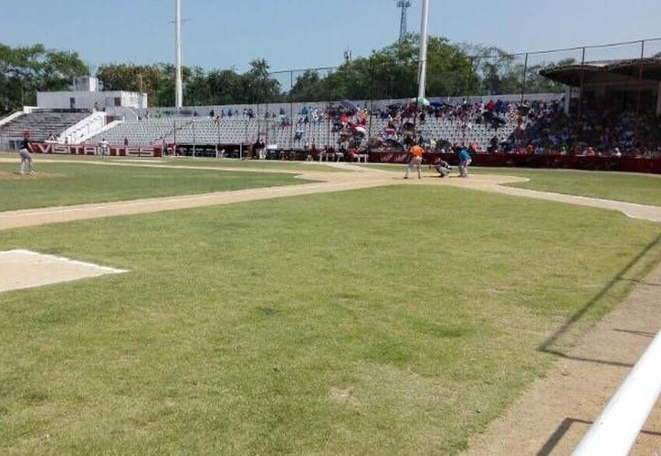 Los Tigres de Q. Roo derrotaron hoy a los Piratas de Campeche en un juego de pretemporada. (Facebook/Tigres de Q. Roo)
