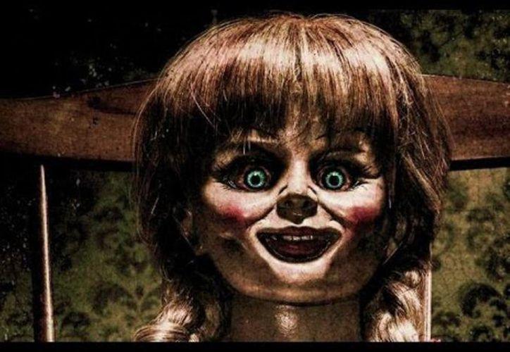 La 'diabólica' muñeca, ha logrado acaparar a los amantes mexicanos del cine de terror. (Foto: Contexto/Internet).