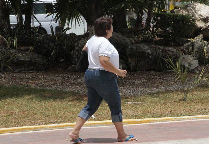 Siete de cada 10 quintanarroenses padecen de obesidad. (Tomás Álvarez/SIPSE)