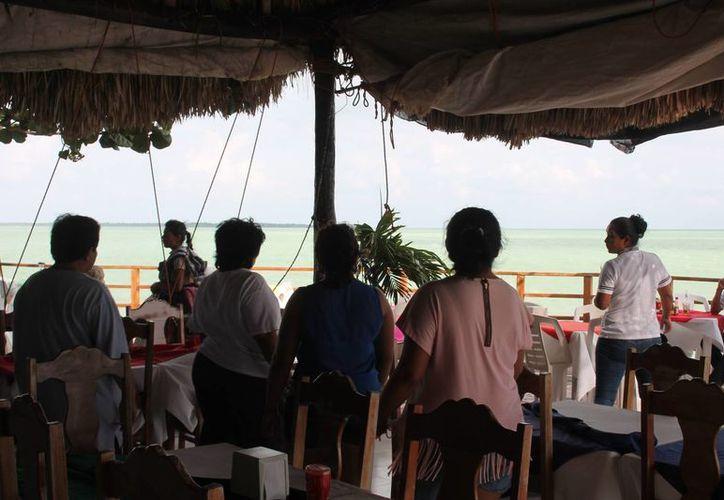 Los destinos turísticos del sur del estado respondieron en gran medida a las expectativas de los empresarios. (Claudia Martín/SIPSE)