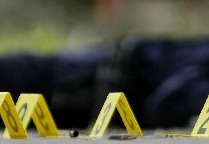 El tiroteo dejó dos personas heridas. (EFE/Archivo)