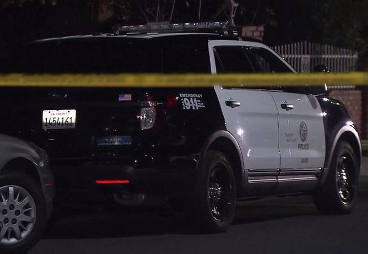 El yucateco Luis Góngora falleció el domingo al recibir un disparo de un policía en San Francisco, California. La imagen se utiliza con fines estrictamente referenciales. (ktla.com)
