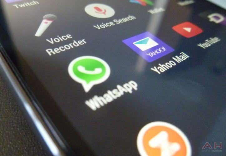 Todas estas funciones han ido apareciendo poco a poco en la versión de Whatsapp original actual. (Foto: Contexto)