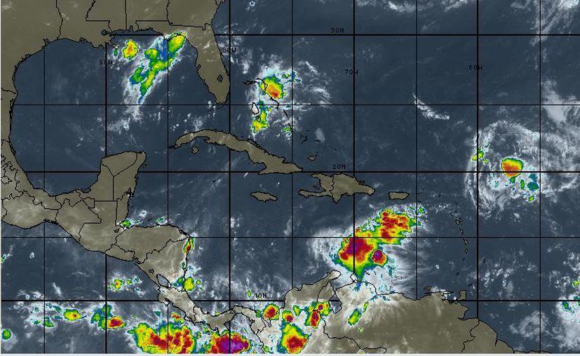 Se espera cielo parcialmente nublado en Cancún. (Intellicast)