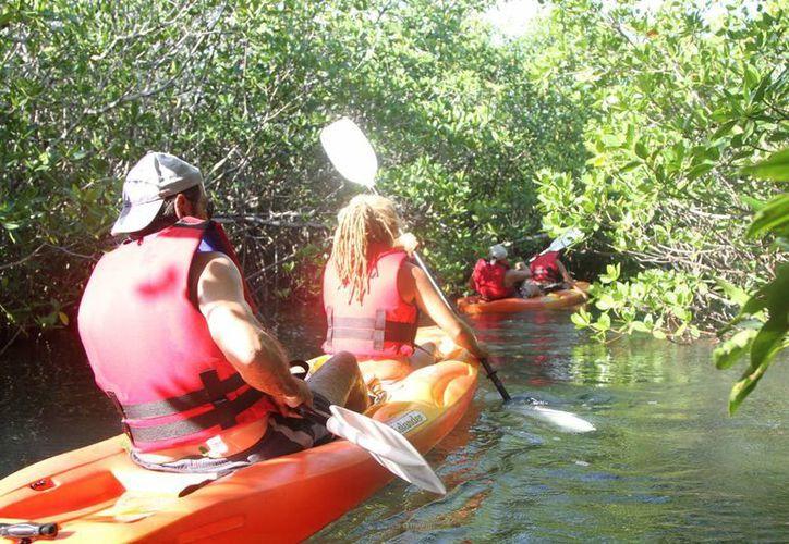 Se pueden realizar actividades turísticas de bajo impacto ambiental. (Israel Leal/SIPSE)