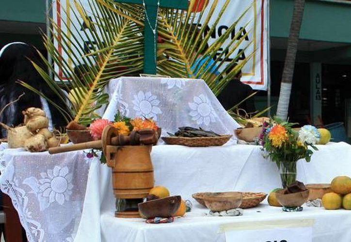 En el lugar habrá nueve mesas alusivas al Día de Muertos, inspiradas en la tradición maya y mestiza. (Milenio Novedades)