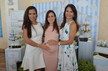 Baby shower de Paola Álvarez