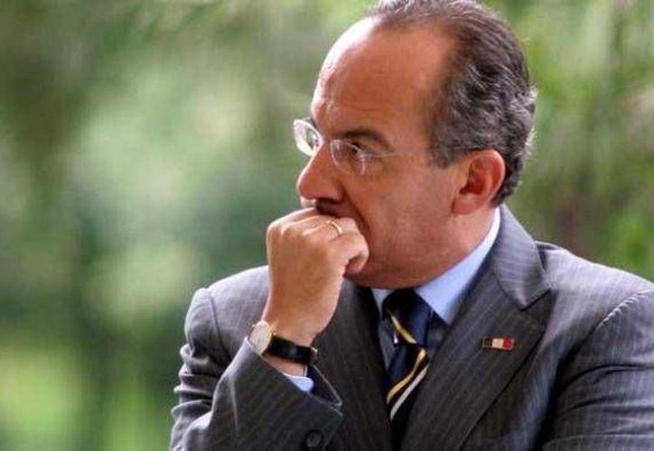 Felipe Calderón declaró en varias ocasiones que el Poder Judicial, local y federal, tenía muchas cosas que mejorar. (Archivo/SIPSE)