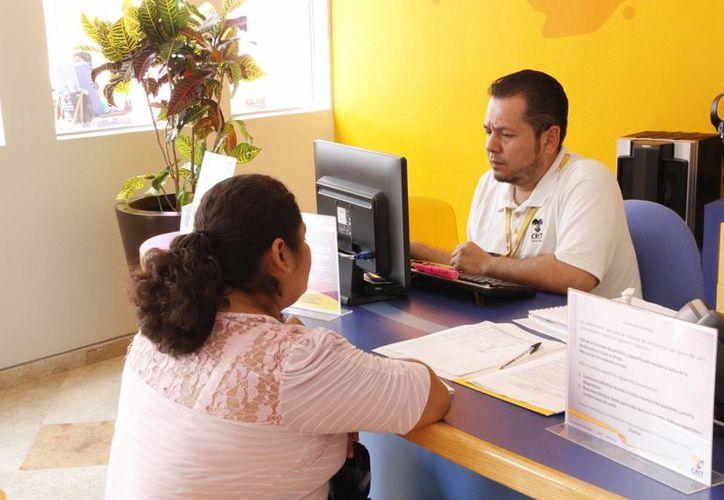 En el sector turístico hay más apertura laboral para discapacitados. (Tomás Álvarez/SIPSE)