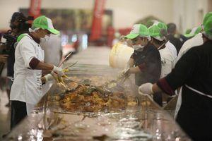 Yucatán recupera el Récord Guinness de cochinita pibil