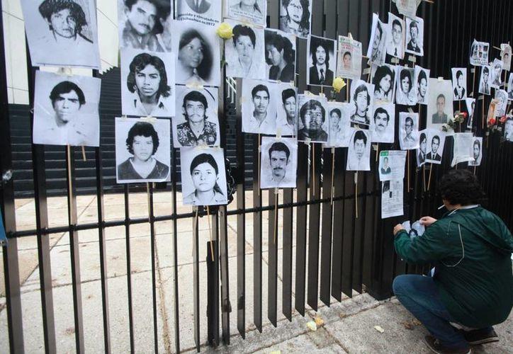 El INAI determinó que la Sedena incumplió con procedimientos de búsqueda de información, relacionada con desapariciones forzadas, previstos en la ley de transparencia. (Archivo/EFE)