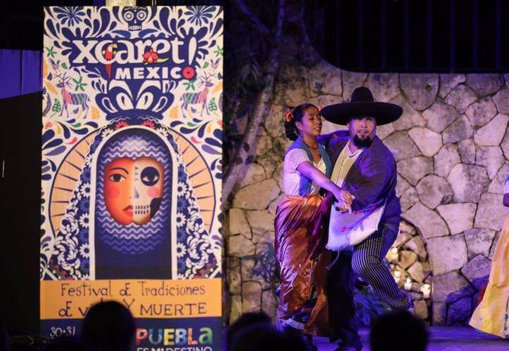 La Travesía Sagrada Maya y el Festival de Tradiciones de Vida y Muerte fortalecen el patrimonio cultural de Quintana Roo. (Foto: Contexto/SIPSE)