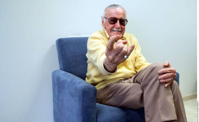 La serie llevará por nombre The Amazing Stan, y se centrará en la infancia del conocido editor de Marvel. (Agencia Reforma)