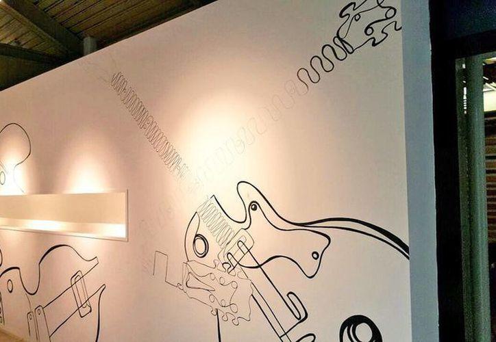 """Imagen del Museo Soumaya en su preparación para la """"invasión inglesa"""" de #TheBeatlesCDMX. (@ElMuseoSoumaya)"""