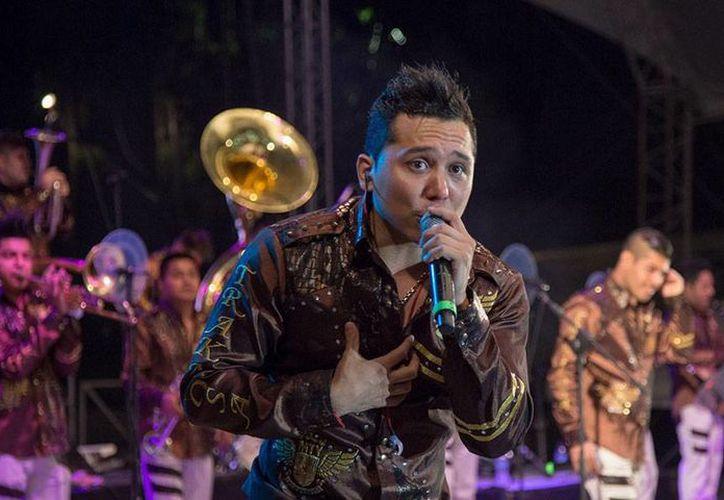 La banda liderada por Edwin Luna fue invitada a participar en la novela telenovela que saldrá al aire el próximo 16 de mayo. (Notimex)