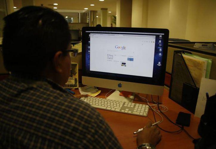 Esta plataforma también ofrece la posibilidad de crear distintos filtros. (Victoria González/SIPSE)