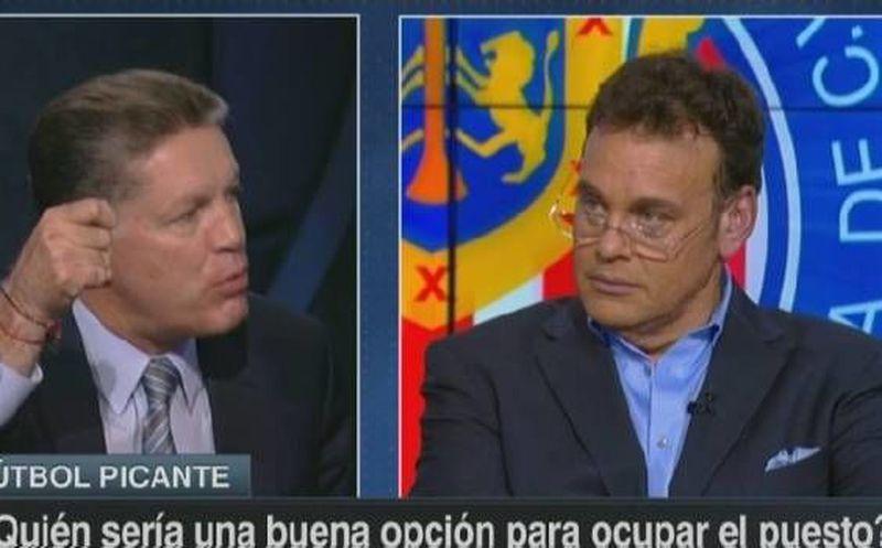 David Faitelson se disculpa con Peláez tras pleito
