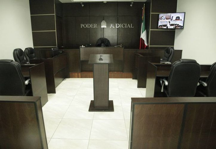 Las instalaciones de las salas de segunda instancia permiten mayor rapidez y transparencia en la impartición de justicia. (Redacción/SIPSE)