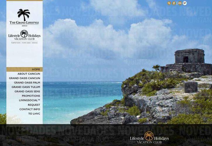 La empresa vende tiempo compartido en República Dominicana y en Cancún. (Alejandro García/SIPSE)
