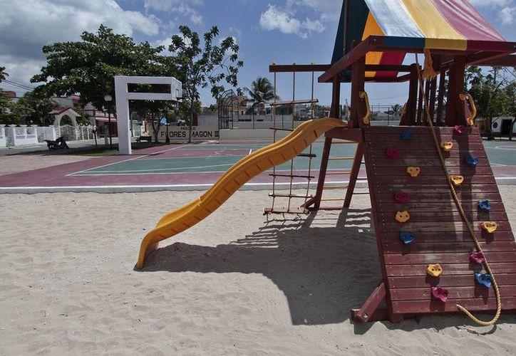 Se invita a la población a cuidar los parques recreativos. (Redacción)