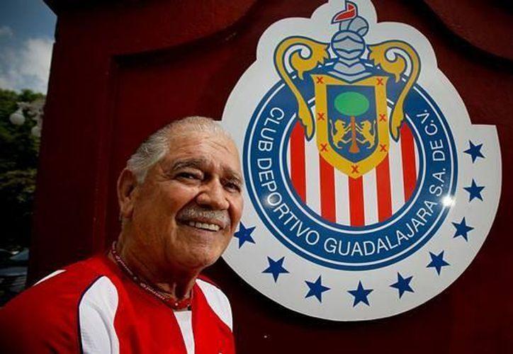 'chava' Reyes falleció la semana pasada debido a un cáncer de estómago. (Foto: Internet)