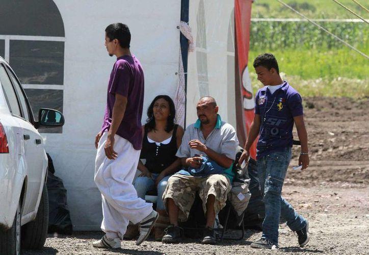 El chofer de la unidad donde viajaban los centroamericanos fue detenido. (Archivo/Notimex)