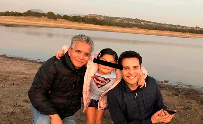 Jaime y Felipe comentaron que ser padres de la niña es un hecho que va más allá de «ganar una batalla». (Internet)