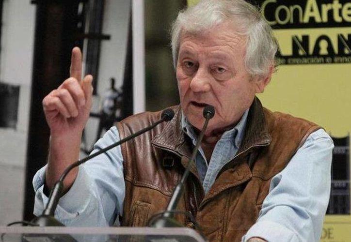 Salvador Martínez Della Rocca entregó su renuncia el viernes a medio día. (debate.com.mx)