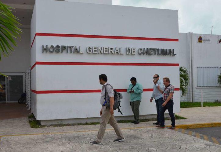 Actualmente el área de urgencias tiene nueve camas, de darse esta ampliación pasarán a 14. (Ángel Castilla/SIPSE)