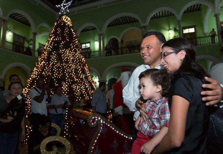 El gobernador de Yucatán, Rolando Zapata, estará este martes en Tzucacab. (SIPSE)