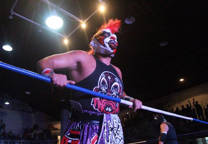 Psycho Clown y Dr. Wagner J. protagonizarán Triplemanía XXV. (Foto: Contexto/Internet)