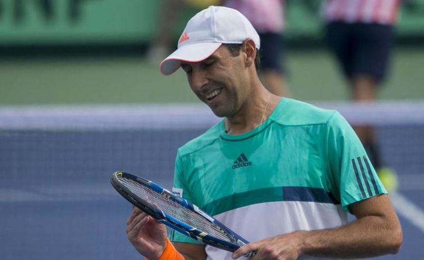 Santi González dijo que se va muy contento, con la cara en alto y dando todo. (Foto: Contexto/Internet)