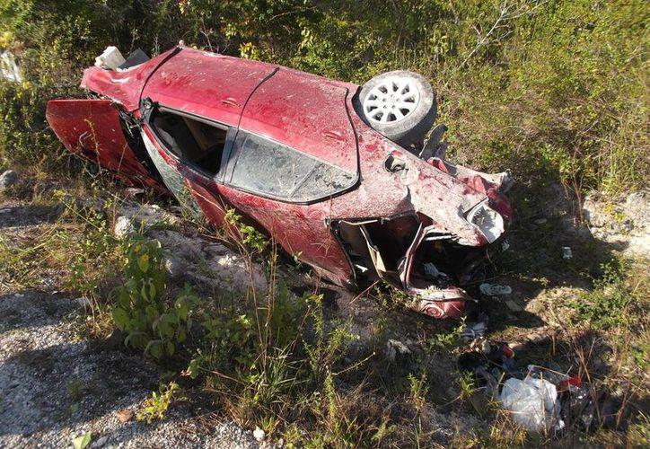 Autoridades buscan evitar accidentes en esta temporada vacacional. (Javier Ortiz/SIPSE)