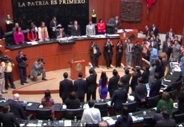 La ministra Olga Sánchez dio un plazo de 30 días hábiles al Congreso de la Unión, así como al Ifetel para que manifiesten lo que a su derecho convenga. (Milenio/Foto especial)