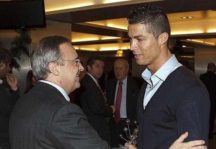 Cristiano Ronaldo siente que no recibe suficiente difusión en el conjunto 'Merengue'. (Foto: Internet)