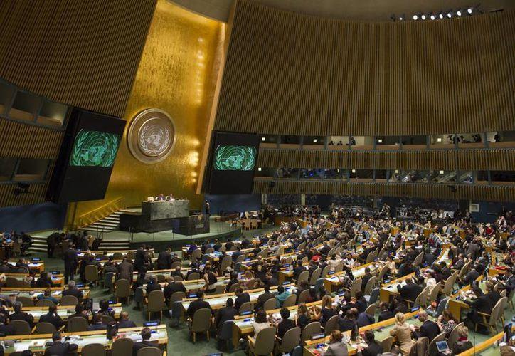 Desde 1992, la Asamblea General de la ONU vota en contra del bloqueo estadounidense a la isla a petición del Gobierno cubano. (EFE/Archivo)