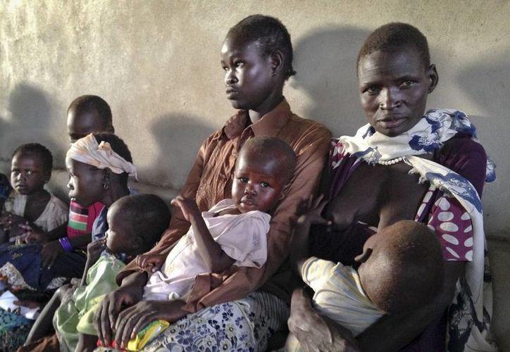 Piden a la comunidad internacional acelerar la ayuda de 618 millones de dólares a Sudán del Sur. (Archivo/SIPSE)