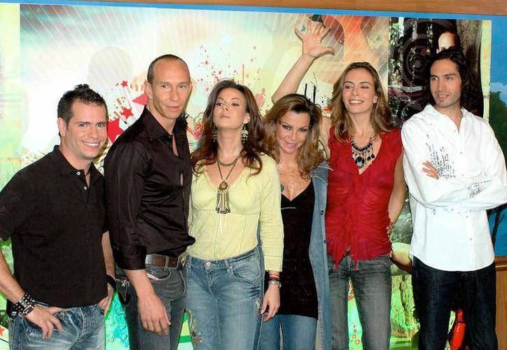 Timbiriche ha roto todos los récords de venta de los grupos pop en México. (Contexto)