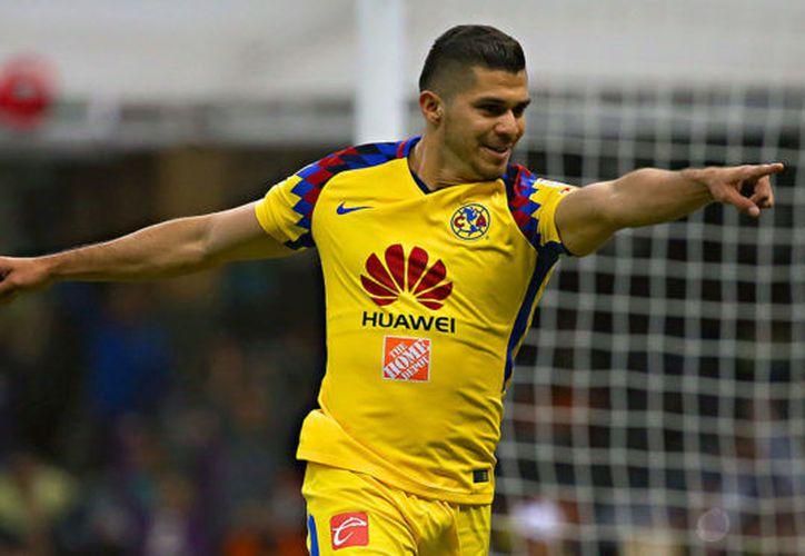 Henry Martin suma dos goles con América en la Liga MX. (Foto: Internet)