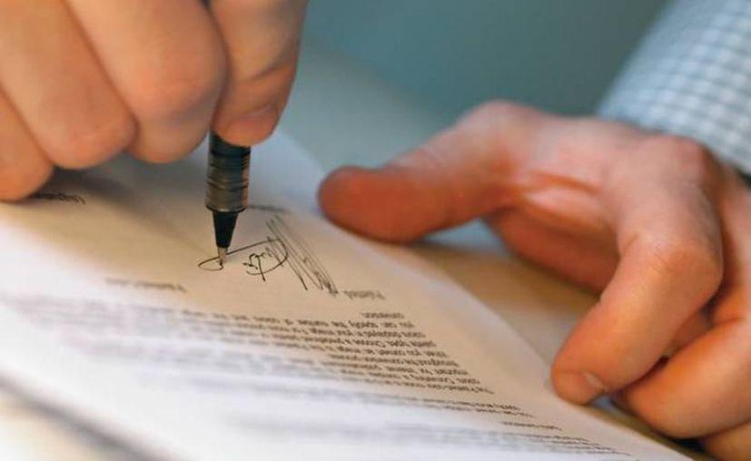 El Insejupy pide denunciar la suplantación de identidad en documentos como testamentos. (Milenio Novedades)