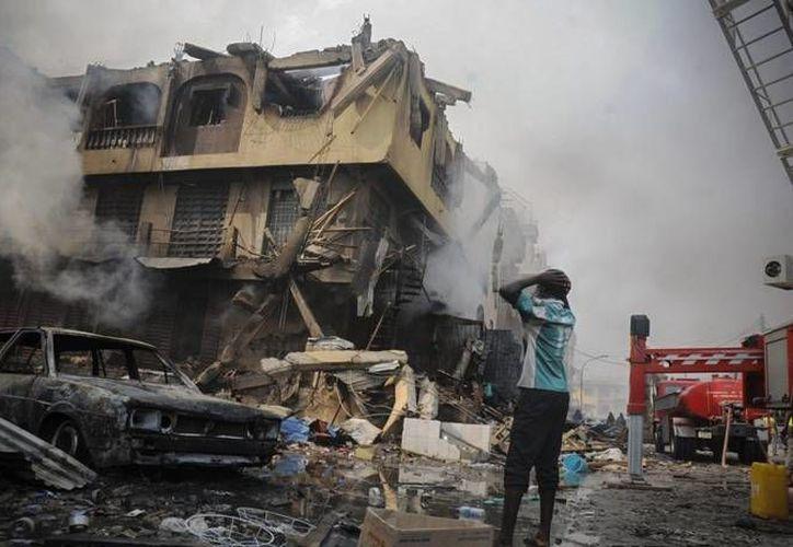 El atentado terrorista con bomba se registró en un mercado de la aldea de Ngurosoye, Nigeria. (EFE/Foto de archivo)