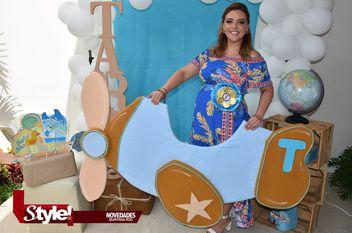 Baby shower para Erika Camacho