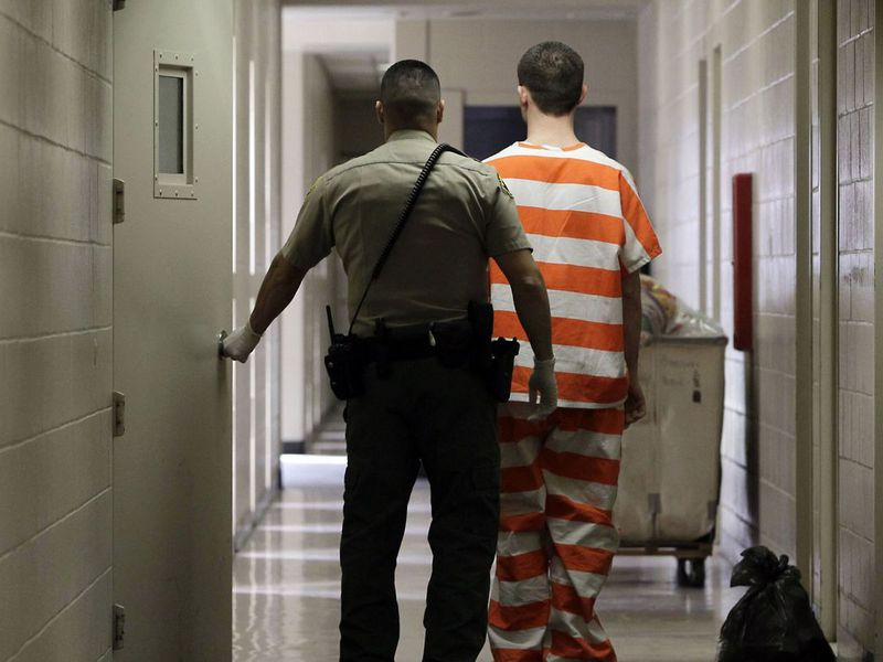Researchers compared California's crime trends to those in other states with historically similar trends. (AP)