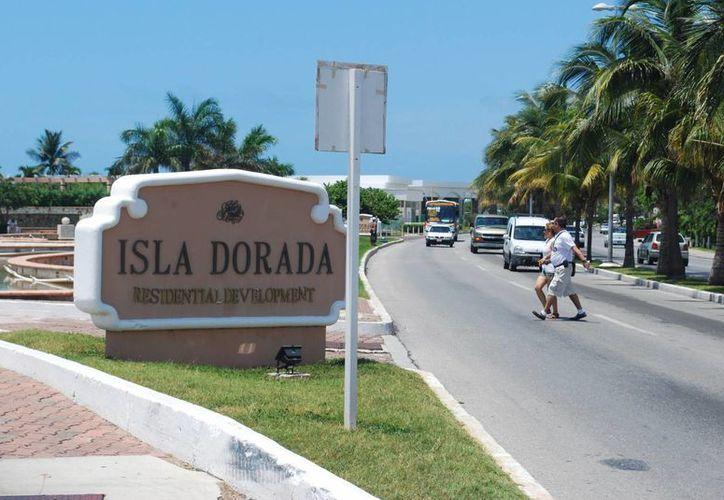 El desarrollo habitacional se ubicará en Isla Dorada. (Tomás Álvarez/SIPSE)