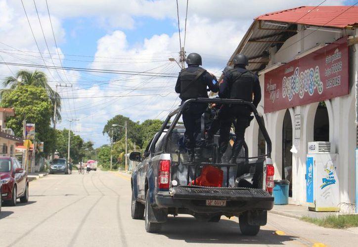 Los policías de Felipe Carrillo Puerto ahora serán evaluados por un Consejo de Honor y Justicia. (Benjamín Pat/SIPSE)