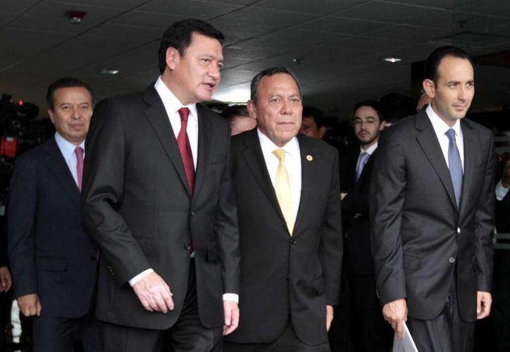 Osorio Chong aseguró que, en cuanto a violencia, México y Egipto están en contextos muy diferentes. (Archivo/Notimex)