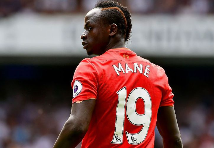 Sadio Mané estará fuera de las canchas por seis semanas. (Contexto/Internet).