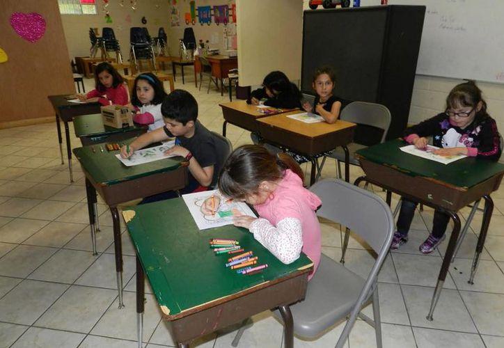 En el país existen 40 mil escuelas de educación básica que operan con las condiciones mínimas de infraestructura. (Archivo/Notimex)