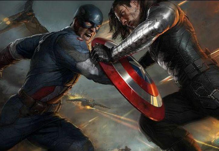 La primera película sobre el Capitán América recaudó 368 millones de dólares a escala mundial.  (screencrush.com)